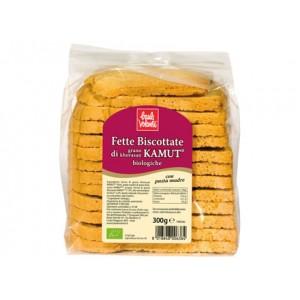 Fette biscottate di Kamut 300g BAULE VOLANTE