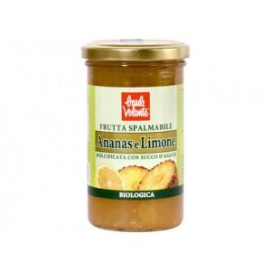 Frutta Spalmabile ananas e limone 280g BAULE VOLANTE