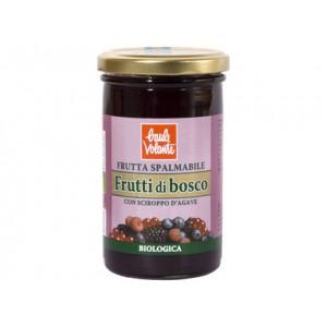 Frutta Spalmabile frutti di bosco 280g BAULE VOLANTE