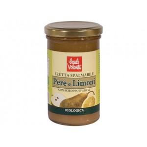 Frutta Spalmabile pere e limoni  280g BAULE VOLANTE
