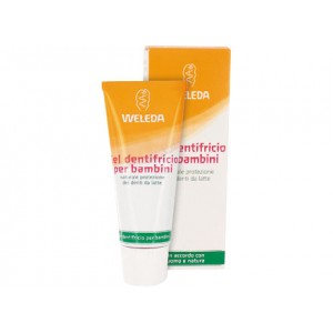Gel dentifricio per bambini 50ml WELEDA