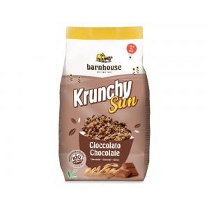 Granola al cioccolato Krunchy Sun 375g BARNHOUSE
