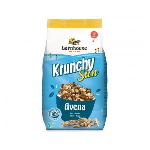 Granola all'avena Krunchy Sun 375g BARNHOUSE
