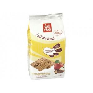 I Granomela - biscotti integrali senza zuccheri aggiunti - Linea benessere 250g BAULE VOLANTE