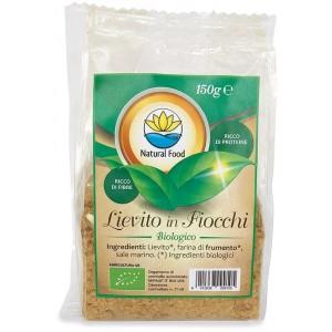 Lievito alimentare secco in fiocchi 150g Natural Food