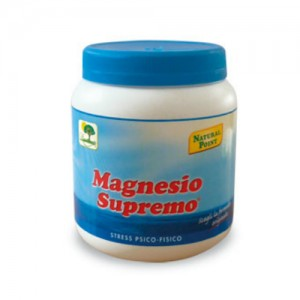 Magnesio supremo 300g NATURAL POINT