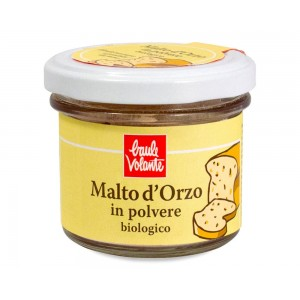 Malto d'orzo in polvere 70g BAULE VOLANTE