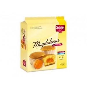 Merendine Magdalenas senza glutine 4x50g SCHAR