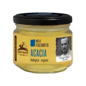 Miele acacia italiana 300g ALCE NERO