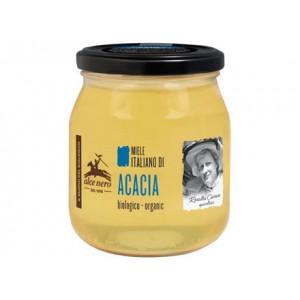 Miele acacia italiana 700g ALCE NERO