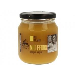 Miele millefiori italiano 700g ALCE NERO