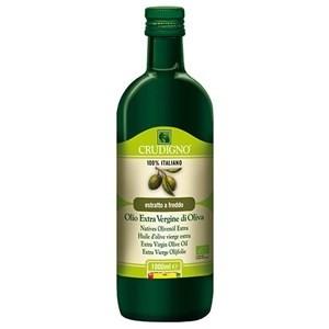 Olio extravergine d'oliva 1l CRUDIGNO