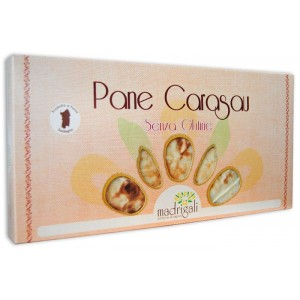 Pane Carasau senza glutine 250g MADRIGALI
