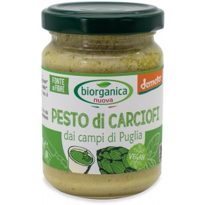Pesto di Carciofi 140g Biorganica Nuova
