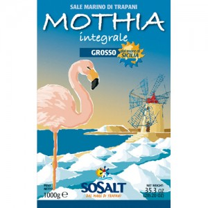 Sale mediterraneo grosso 1kg MOTHIA