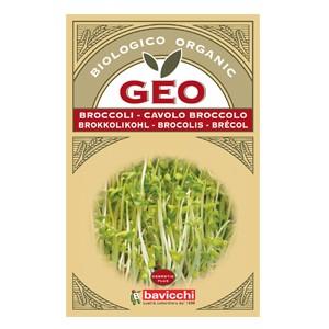 Semi di cavolo broccolo da germogliare 13g GEO