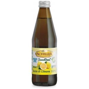 Succo di Limone 100% 330ml Achillea