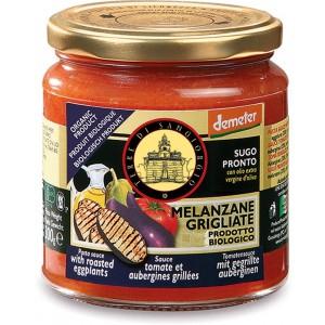 Sugo pronto alle Melanzane grigliate 300gr Terre di San Giorgio