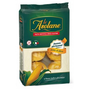 Tagliatelle di mais senza glutine senza uovo e lattosio 250g Le Asolane