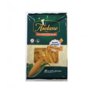 Tubetti di mais senza glutine senza uovo e lattosio 250g Le Asolane