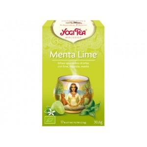 Yogi Tea Menta Lime 30,6g YOGI TEA