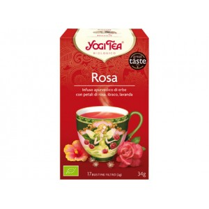Yogi Tea Rosa 34g YOGI TEA