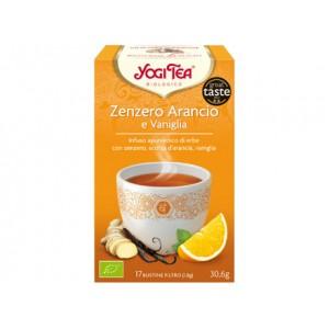 Yogi Tea Zenzero arancio e vaniglia 30,6g YOGI TEA