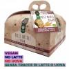 Panettone Vegano di Frumento senza latte e uova 500g Probios