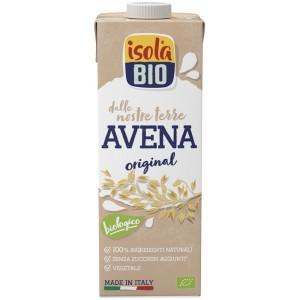 Bevanda di Avena Original 1lt Isola Bio