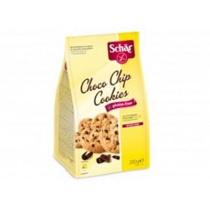 Biscotti Choco Chip Cookies senza glutine 200g SCHAR