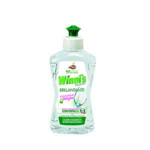 Brillantante per stoviglie 250ml WINNI'S