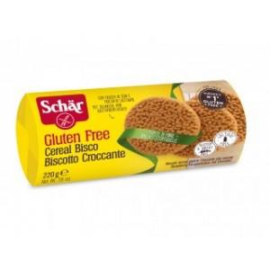 Cereal Bisco senza glutine 220g SCHAR