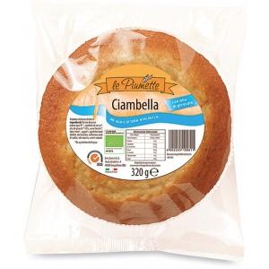 Ciambella allo Yogurt 320gr Le Piumette