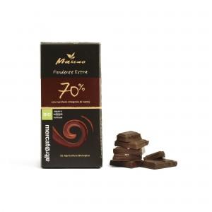 Cioccolato Mascao fondente extra 70% 100g ALTROMERCATO