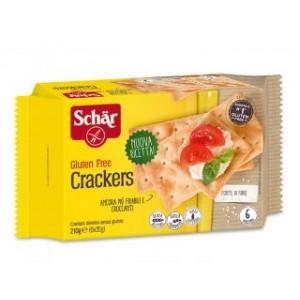 Crackers senza glutine 6x35g SCHAR
