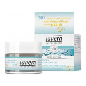 Crema viso idratante Q10 Basis sensitiv 50ml LAVERA