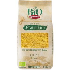 Filini pasta di Grano Duro 500g Bio Granoro