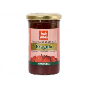 Frutta Spalmabile fragola 280g BAULE VOLANTE