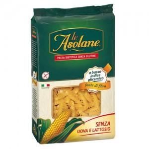 Fusilli di mais senza glutine senza uovo e lattosio 250g Le Asolane