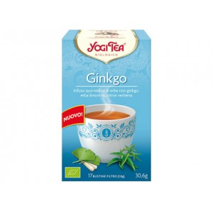 Ginkgo 30,6g YOGI TEA