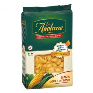 Gnocchi di mais senza glutine senza uovo e lattosio 250g Le Asolane