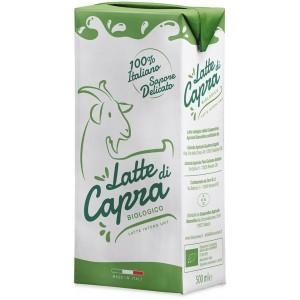 Latte di Capra Intero Italiano 500ml Biancoviso