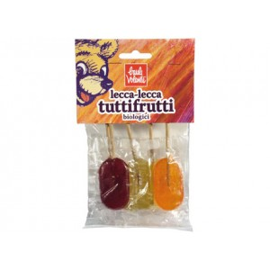 Lecca lecca tutti frutti 62,5g BAULE VOLANTE