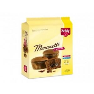 Merendine Meranetti senza glutine  4x50g SCHAR