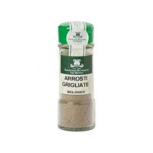 Mix di spezie per arrosti e grigliate 22g GIARDINO BOTANICO DEI BERICI