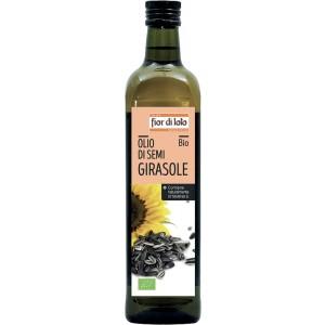 Olio di semi di girasole 750ml Fior di Loto