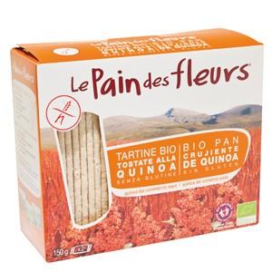 Pain des fleurs - tartine tostate alla quinoa 150g PAIN DE FLEURS