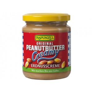 Peanutbutter creamy - Crema di burro d'arachidi 250g RAPUNZEL
