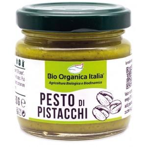 Pesto di Pistacchi 80g Biorganica Nuova