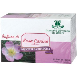 Rosa canina 40g GIARDINO BOTANICO DEI BERICI